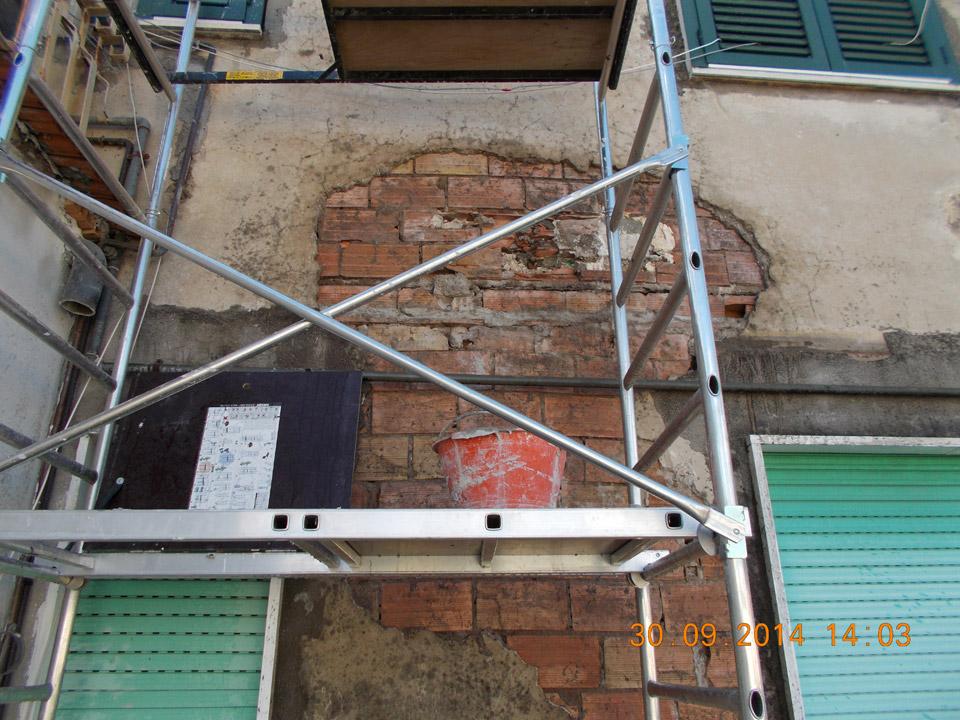 Ristrutturazione condominio Aprilia