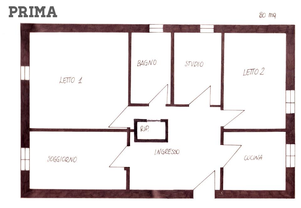 Ristrutturazione Appartamento Cineccità Roma