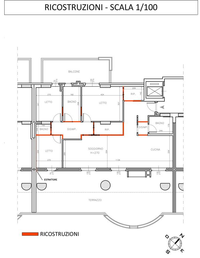 Ristrutturazione-appartamento-di-pregio-zona-Torrino-Roma--Ricostruzioni