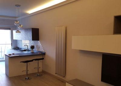 Ristrutturazione appartamento in via Tiburtina – Roma