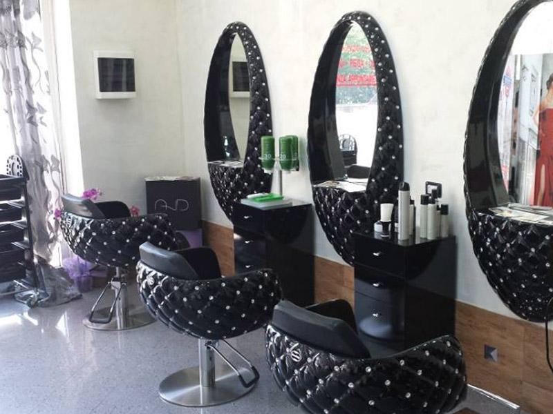 Ristrutturazione salone parrucchieria Albano Laziale