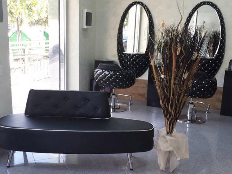 Ristrutturazione negozio parrucchiere Albano Laziale