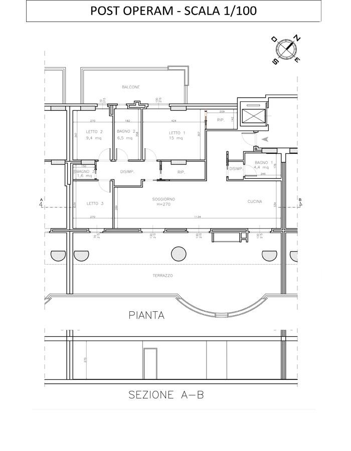 Ristrutturazione-appartamento-di-pregio-zona-Torrino-Roma---Lavoro-finito