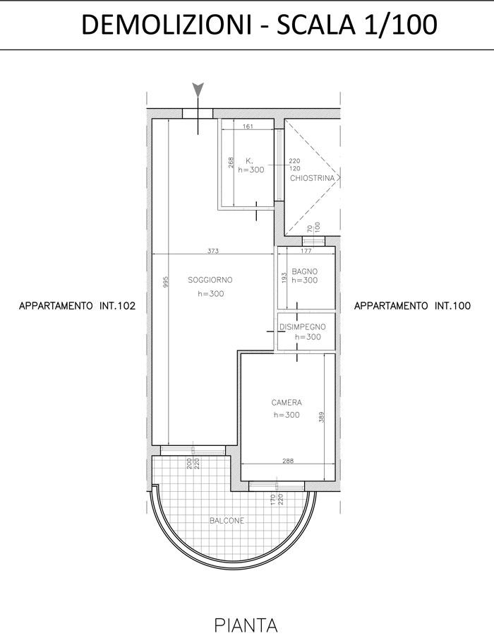 Ristrutturazione-appartamento-zona-Tiburtina-con-demolizioni-pareti
