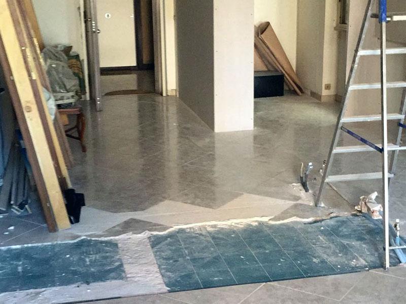 Sistemazione-pavimenti-a-Roma-via-Tiburtina-da-impresa-Edile-Italdesign-srl.