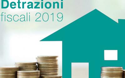 Detrazioni fiscali su lavori di ristrutturazione 2019