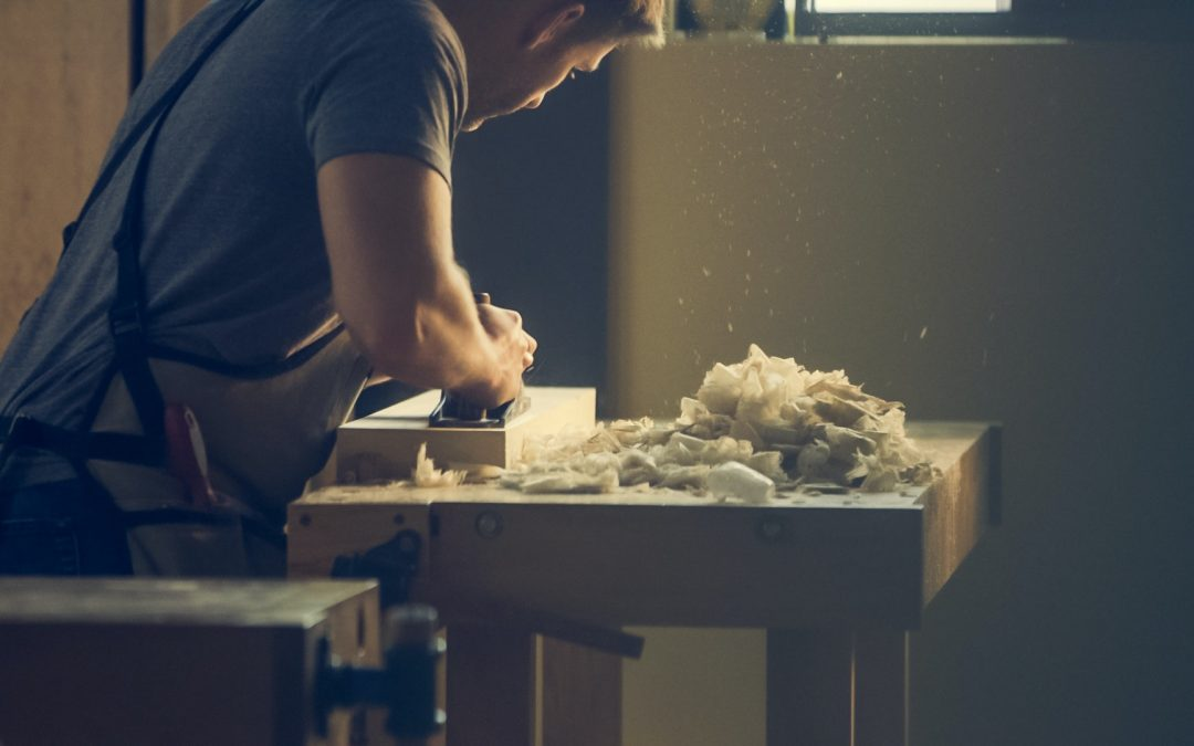 Fai da te: Levigare il legno